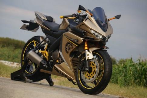 Yamaha V-ixion do ham ho voi phong cach Sportbike