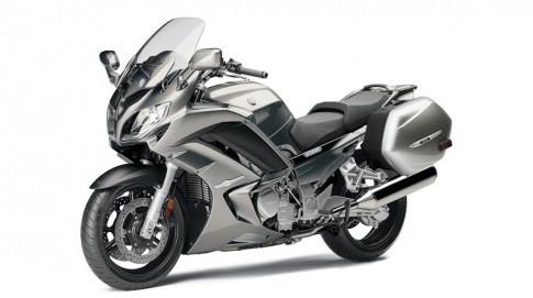Yamaha vừa ra mắt FJR1300A GT phiên bản mới