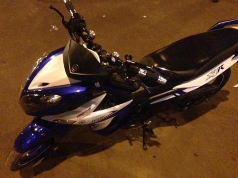 Yamaha X1R nổi bật về đêm