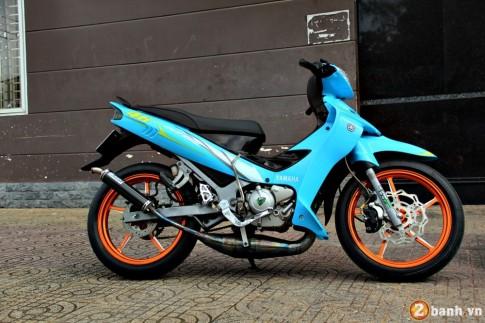 Yamaha - YaZ 125 46 - Rossi Style