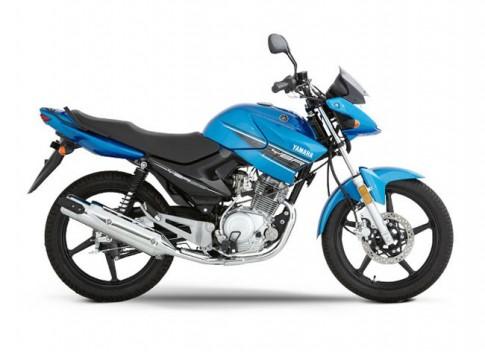 Yamaha YBR 125 ESD 2014 xe con tay gia re