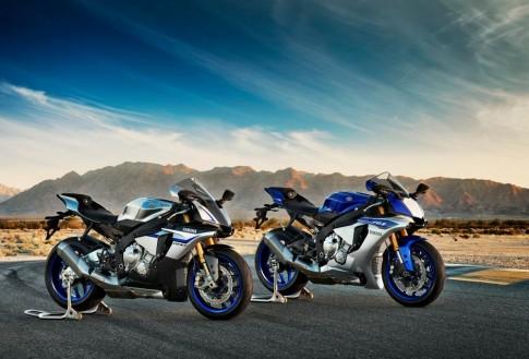 Yamaha YZF-R1 2015 và YZF-R1M 2015 bị triệu hồi vì lỗi hộp số