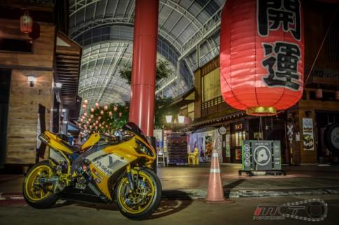 Yamaha YZF-R1 do chat lu trong tung chi tiet tai Thai Lan