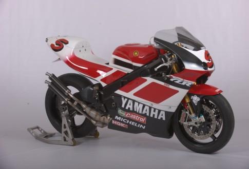 Yamaha YZR 500cc xe 2 thì dành cho dân mê tốc độ