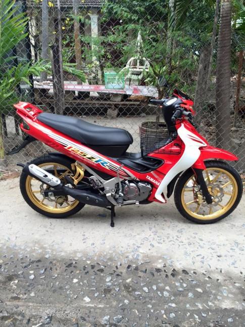 Yamaha Z125 độ kiểng tâm huyết của biker