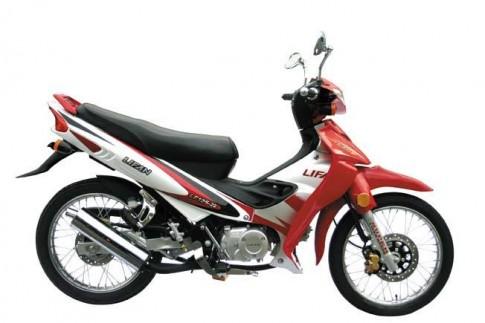 Yamaha Z125 fake cua China