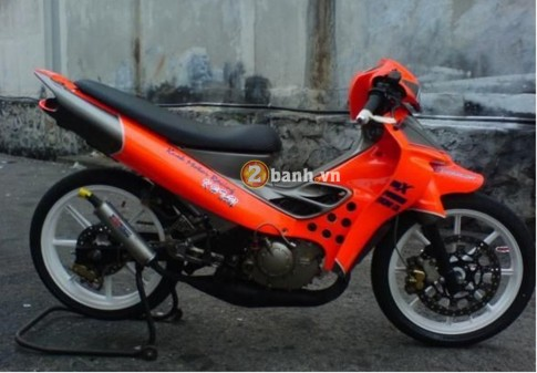 Yaz 125cc do cuc ngo