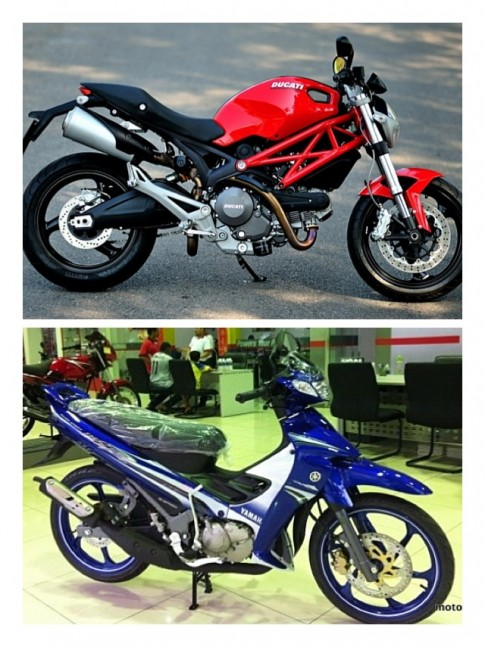 Yaz thung hay Ducati 795