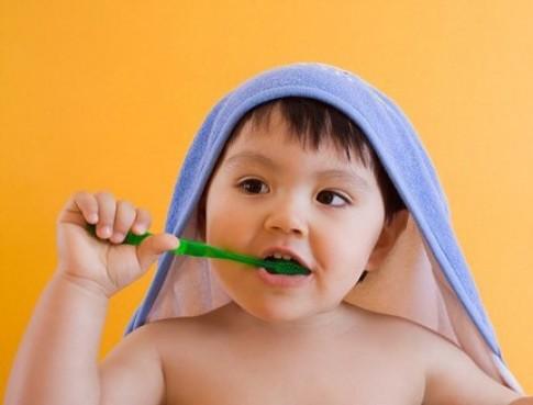 6 điều cần chú ý khi con thay răng