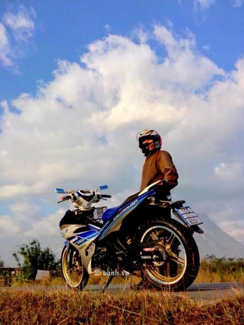 6/2 19h Exciter 150 cùng những chuyến đi của biker nước bạn
