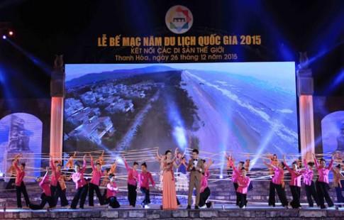Be mac Nam du lich quoc gia Thanh Hoa 2015