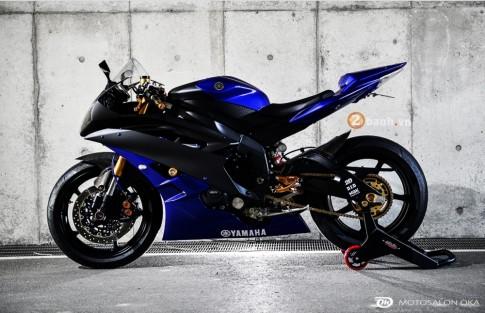 Bo anh Yamaha R6 do tuyet dep va phong cach