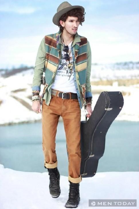 Bobby Raffin – chàng trai của phong cách bụi bặm