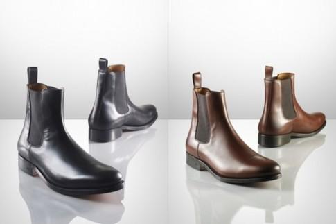Boots nam Thu/Đông 2015 cho các chàng trai công sở