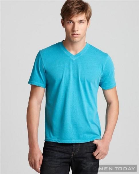 BST áo thun nam khỏe khoắn và trẻ trung từ Bloomingdale