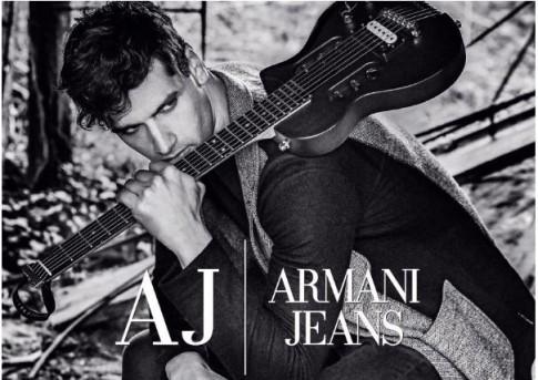 BST Jeans Thu – Đông 2014 của Armani