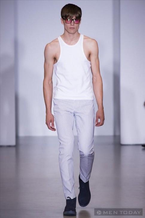 BST thời trang nam xuân hè 2014 từ Calvin Klein