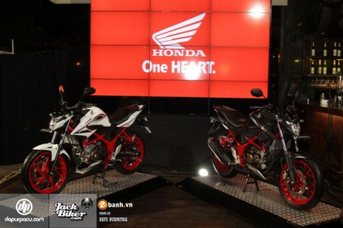 Cận cảnh Honda CB150R StreetFire phiên bản đặc biệt giá khoảng 42 triệu đồng