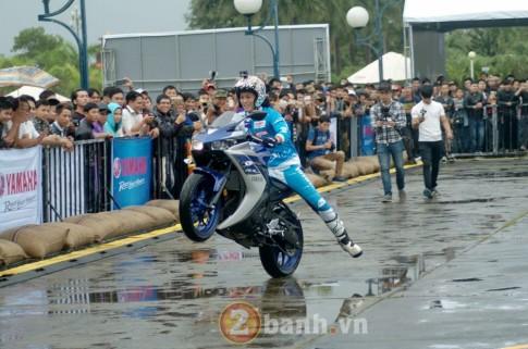 Dai hoi Y-riders toan quoc 2016 thu hut hang ngan rider tham du