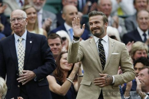 Dien vest dep nhu David Beckham