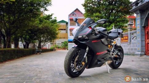 Ducati 899 Panigale độ siêu ngầu của biker Thanh Hóa