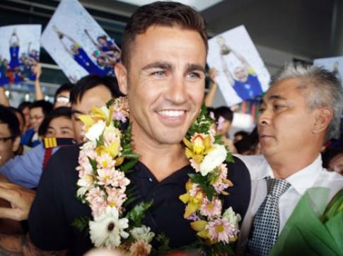 Fabio Cannavaro den Viet Nam