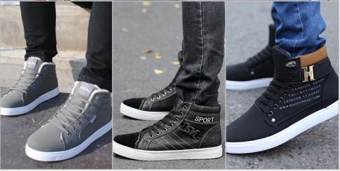 Giày Sneakers năng động cho Hè 2015