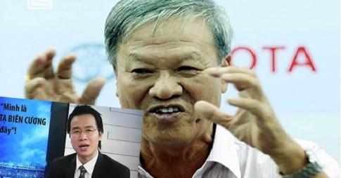 """HLV Le Thuy Hai: """"Cau Ta Bien Cuong chang biet gi ve bong da!"""""""