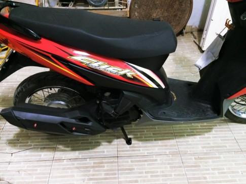 Honda Click thai 110cc len doi voi nhieu do choi kieng