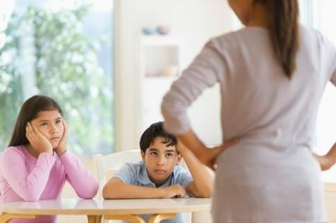 Làm thế nào để con nghe lời mà không cần đánh?