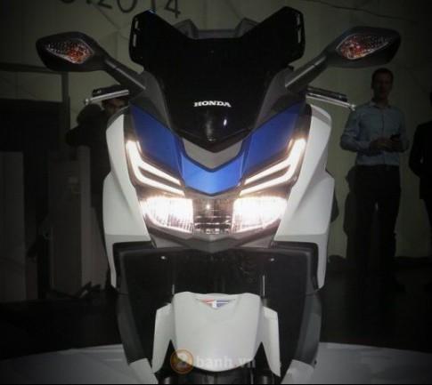 Lộ ảnh Honda Forzo 150 thay thế PCX 150