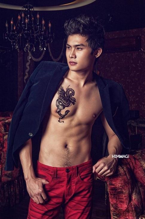 Luong Cong Tuan an tuong cung bo anh Giang Sinh