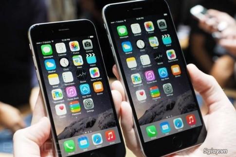 Mọi cố gắng kiếm lời từ iphone 6 dường như vô ích