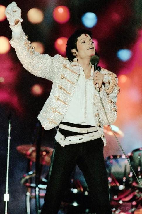Nhung khoanh khac thoi trang an tuong cua Michael Jackson