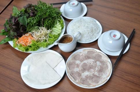 "Nhung mon an giup Quang Nam - Da Nang ""no may no mat"""