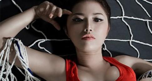 "Nong mat voi bo anh cosplay ""sieu khieu goi"" cua hot girl Kim Truc"