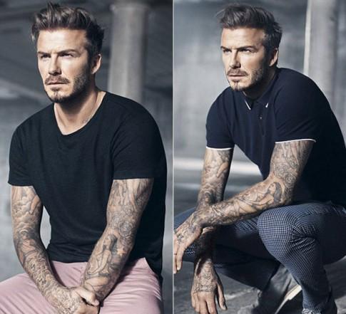 Phong cach thoi trang quyen ru cua David Beckham
