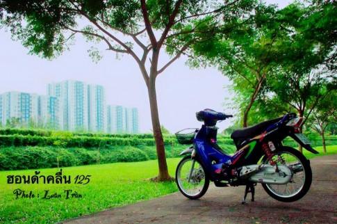 [Pic] Ngam chiec Future 2 don thanh Wave 125 dep nhu mo
