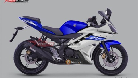 Thông tin ban đầu của Yamaha R15 2016