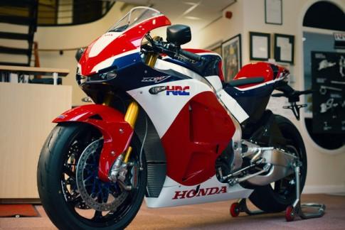 Tieng po cua chiec Honda RC213V-S gia 5 ty dong