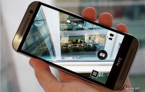 Tìm hiểu những thao tác mới điều khiển HTC One M8