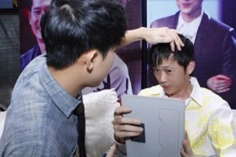 """Tran Thanh ra tay """"tia tot"""" cho Hoai Linh"""