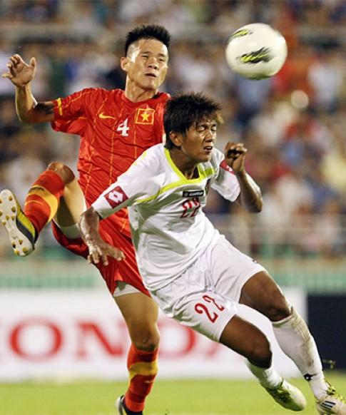 U23 Viet Nam bung no thang chu nha U23 Myanmar