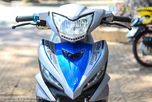 Ve dep hoi sinh tu chiec Yamaha exciter 135 do kieng