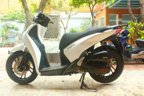 Xe SH cũ đồng loạt tăng giá vào cuối năm tại Hà Nội