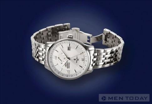 Xu hướng đồng hồ GMT mới của hãng ORIENT