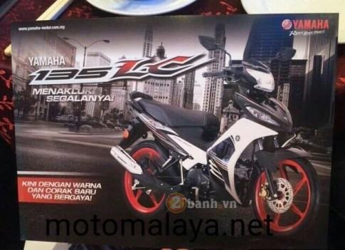 Yamaha bat ngo hoi sinh dong T135 2016 voi nhieu cai tien
