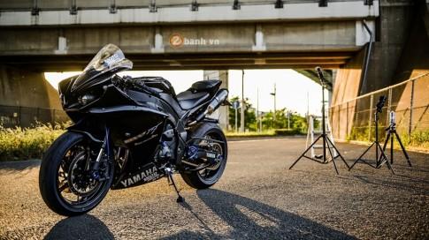 Yamaha R1 2009 nét đẹp đầy ấn tượng và khó cưỡng