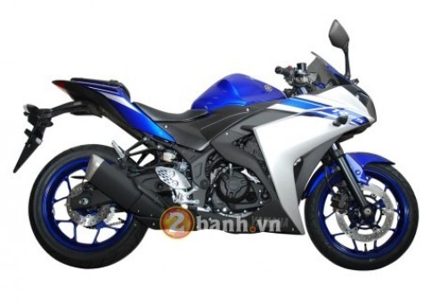 Yamaha R25 2016 ABS được bán với giá hơn 97 triệu đồng