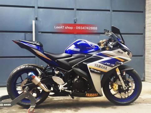 Yamaha R3 với phiên bản độ hoàn hảo tại Sài Gòn